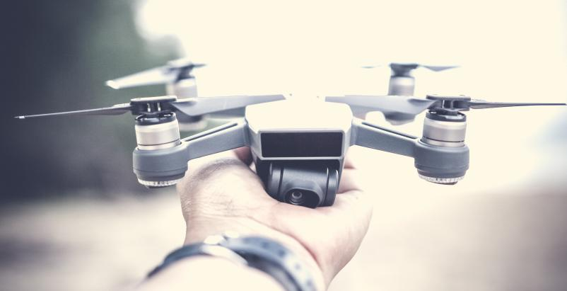 drone use increasing