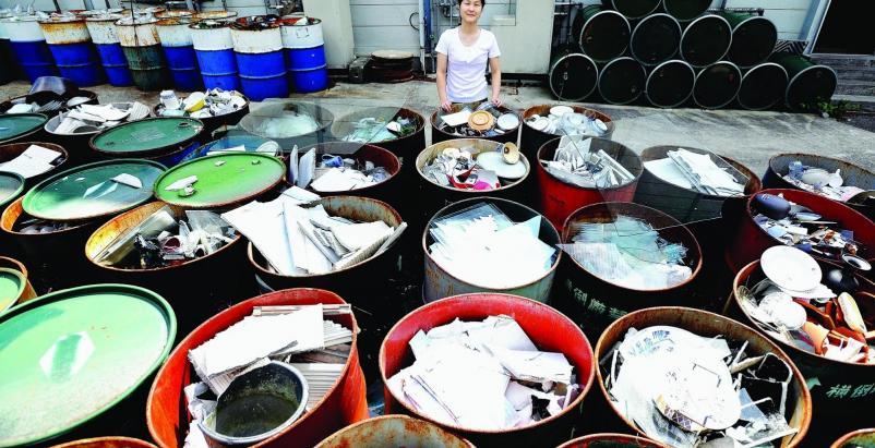 kamikatzu waste project