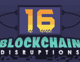 16 blockchain disruptions