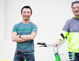 uber lime bike