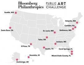 Bloomberg Art Challenge Finalists