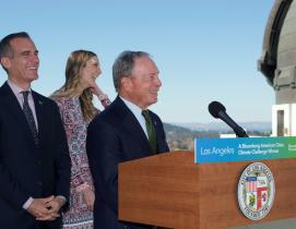 American Cities Climate Challenge Winners