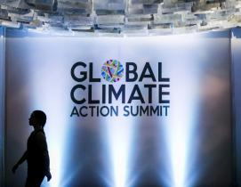 global climate action summit cities