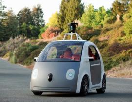 Autonomous Google car to hit public roads this summer
