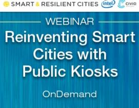 Reinventing Smart Cities With Public Kiosks