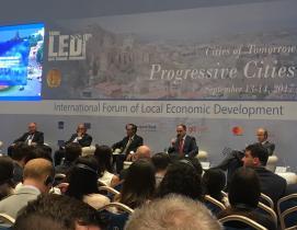 tbilisi progressive cities smart cities local economic development forum