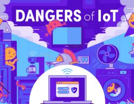 the dangers of IoT