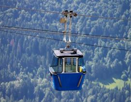 gondola transit infrastructure