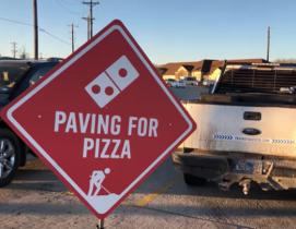 domino's pothole p3