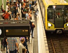 us public transit infrastructure