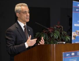 rahm emanuel smart cities new york