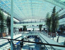 shopping mall technology smart city