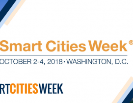 smart cities week 2018 podcast