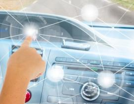 smart and connected car safety