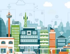 smart cities iot infographic
