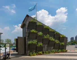 UN Environment Yale University ecological living module