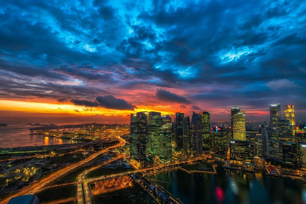 smart city urban density