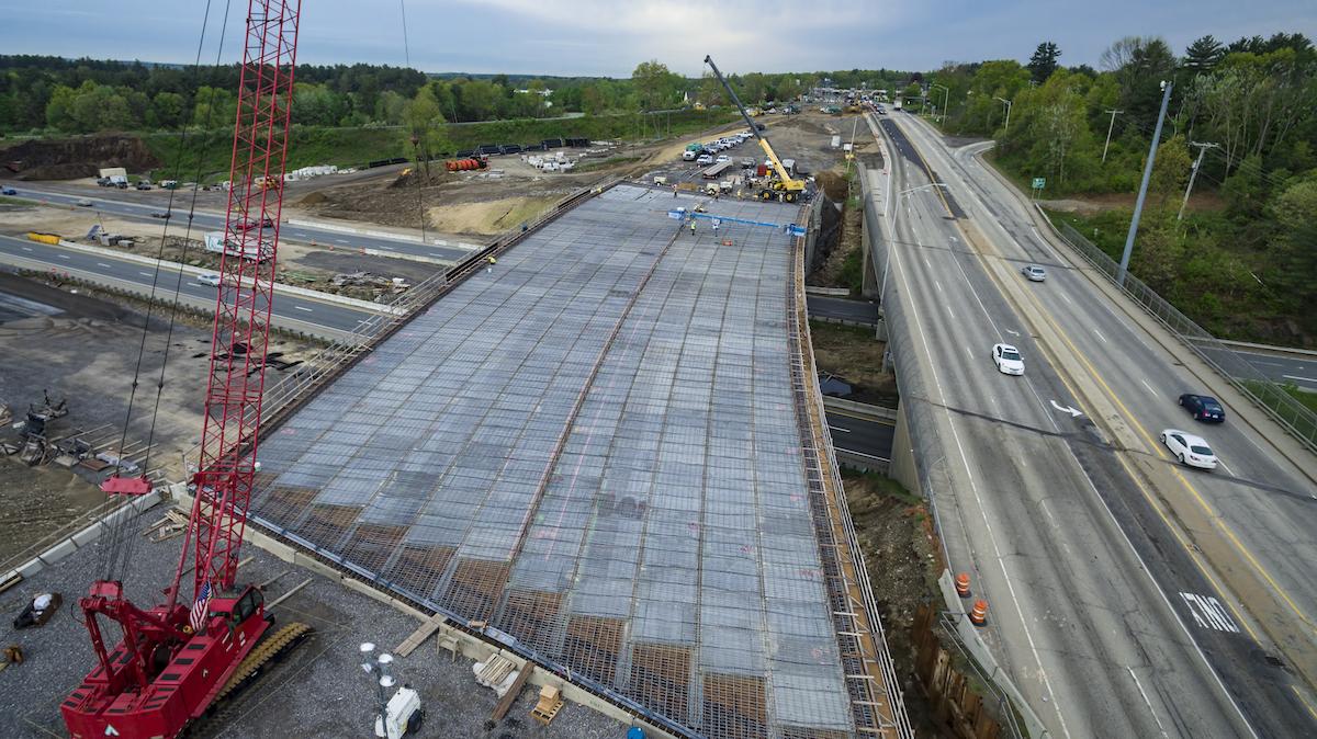 Rte. 102 Bridge replacement